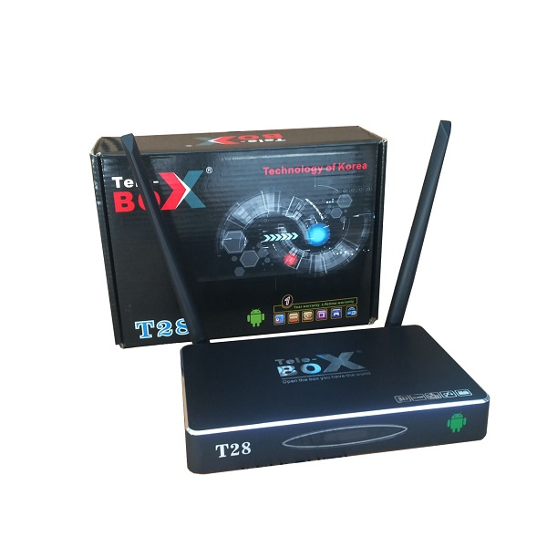 TiVi BOX Android TeleBox T28, Ram 1GB, Rom 8GB