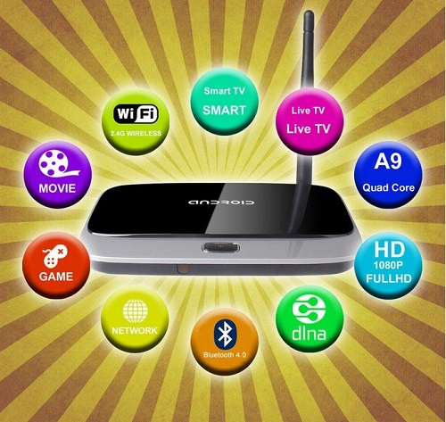 Android Box Mini PC Q7