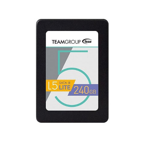 Ổ Cứng SSD 240GB L5 LITE 2.5 Team Group Sata 3