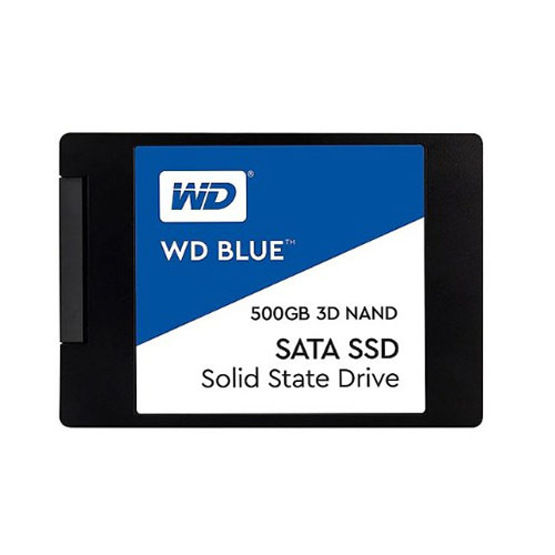 Ổ Cứng SSD WD Blue 3D NAND 500GB WD WDS500G2B0A