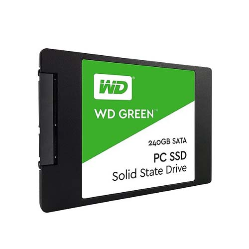 Ổ Cứng SSD WD Green 240GB 3D NAND - WDS240G2G0A