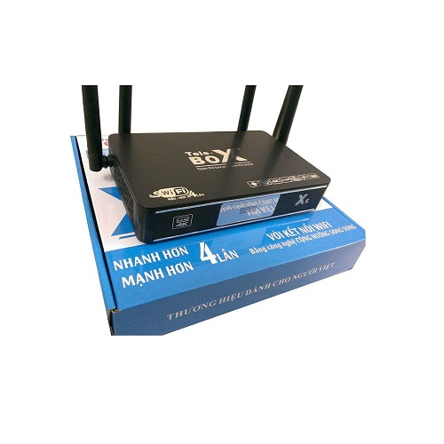 Smart box android tele x5